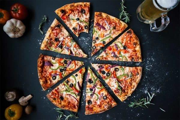 pizza preferita dagli italiani